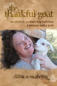 Dawn matthews thankful goat