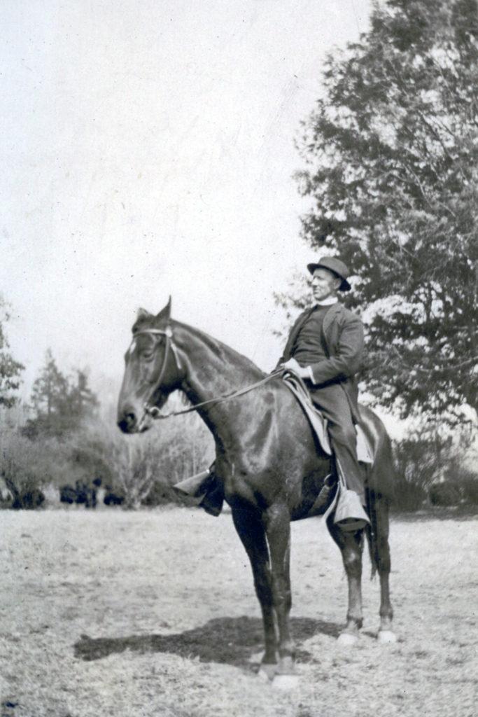 Rev. Hugh A. Dobbin, Headmaster, 1913 – 1936