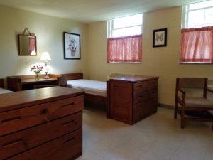 Wiese Dorm Room