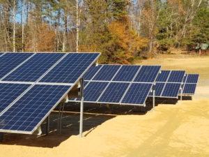 Our 360-panel Community Solar Garden