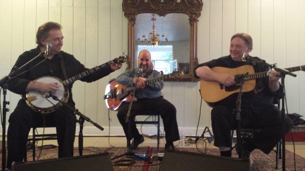 Kruger Brothers Benefit Concert